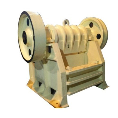 Mild Steel Oil Type Double Toggle Jaw Crusher