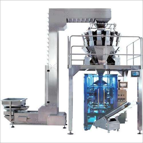Collar Type Pouch Filling Machine