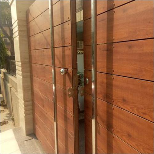 HPL Gate Panels