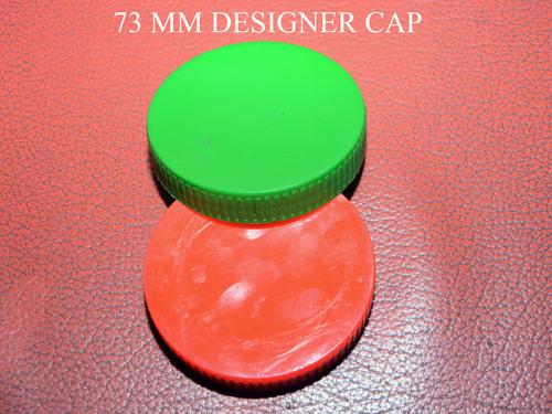 73mm Designer Cap