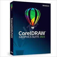 Corel Draw Graphics Suite Software