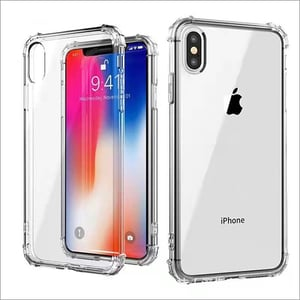 Iphone Transparent Back Cover