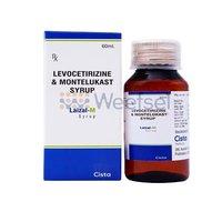 Levocetirizine and Montelukast Syrup