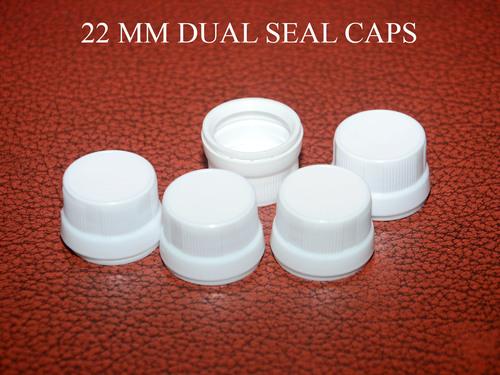 22 mm Dual Seal Cap
