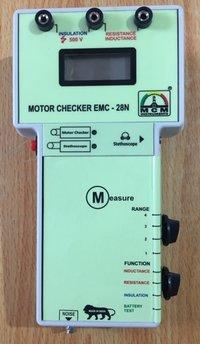 Digital Motor Checker EMC-28N