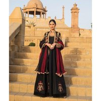 FANCY BLACK GOWN COLLECTION