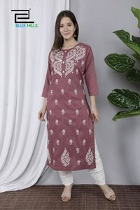 FANCY EMBROIDERY WORK KURTI COLLECTION