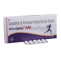 Loratadine and Ambroxol Tablets