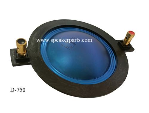 D-750 Blue Diaphragms