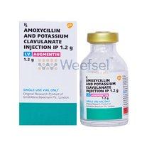 Amoxycillin and Clavulanic Acid Injection