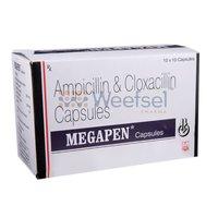 Ampicillin and Cloxacillin Tablets/Capsules