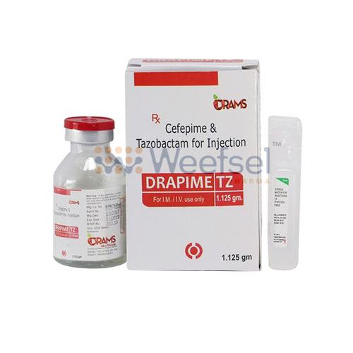 Cefepime and Tazobactam Injection