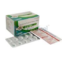 Cefpodoxime Proxetil and Ofloxacin Tablets