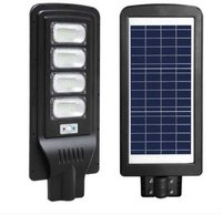 Four Windows All in One Solar Street Light with Remote