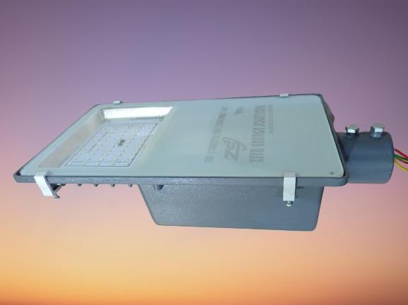 12 Watts Solar Power Street Light System, Panel & Pole