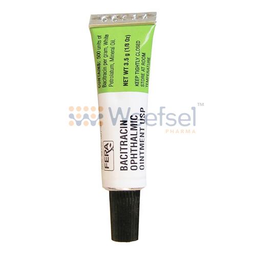 Bacitracin Cream
