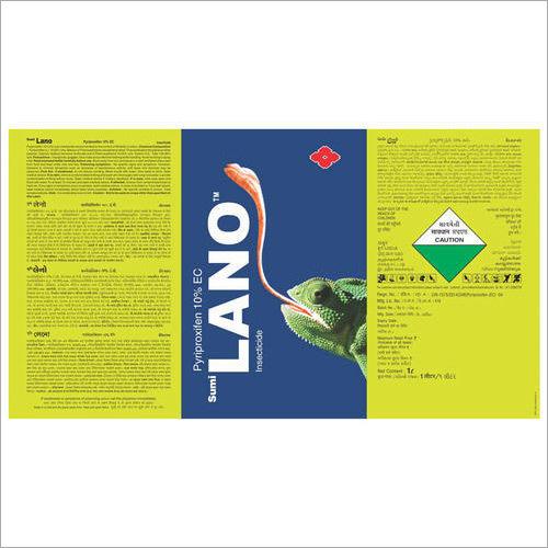 Pesticide Industry Sticker
