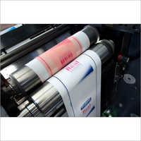 Flexo Printed Label Roll