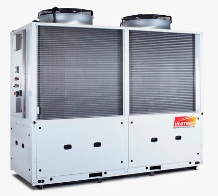 Industrial Heat Pump (A=>W) High Temperature