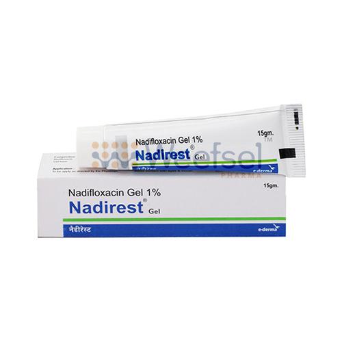 Nadifloxacin Cream/Gel