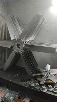 Aluminium Die Casting Blade