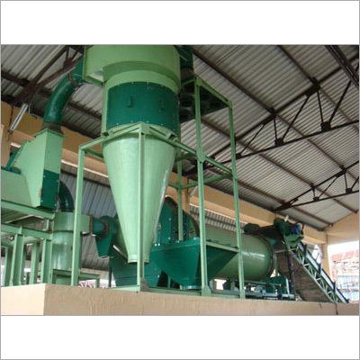 C&D Waste Processing Plant