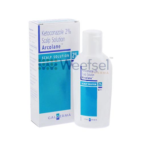 Ketoconazole Solution