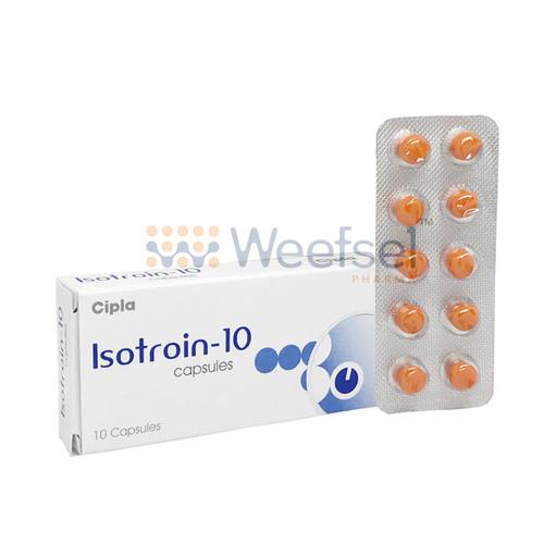 Isotretinoin Softgel Capsules