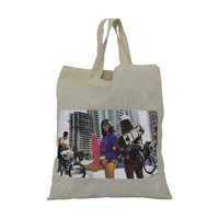 150 GSM Natural Cotton Bag With Cotton Handle