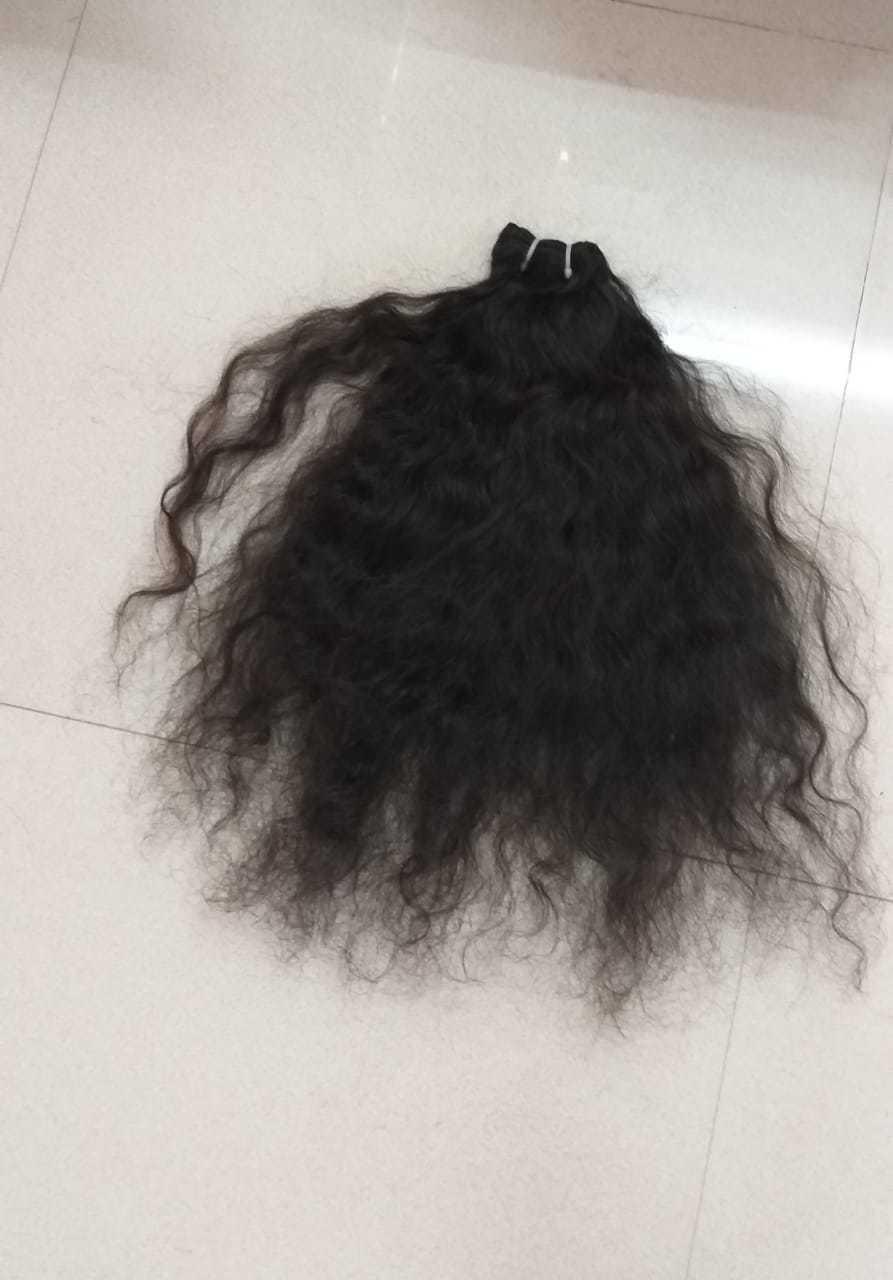 Natural Human Remy  Hair