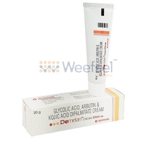 Glycolic Acid, Arbutin and Kojic Acid Cream