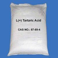 L (+) TARTARIC ACID