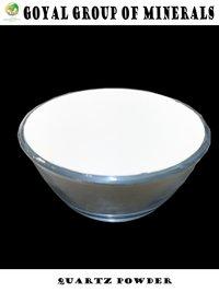 Quartz powder export quality