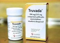 Truvada 200 mg/300 mg Tablet
