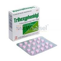 Trihexyphenidyl Tablets