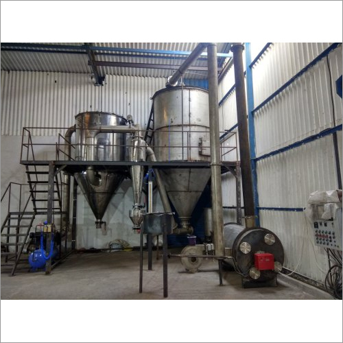 Rotary Atomizer Spray Dryer