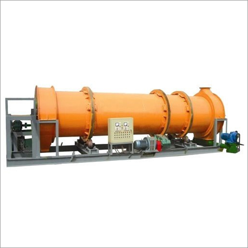 MS Rotary Dryers