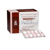Glimepiride, Metformin and Pioglitazone Tablets