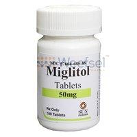 Miglitol Tablets