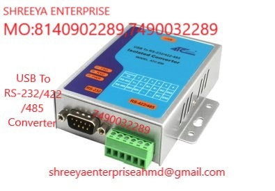 USB To RS-232/422/485 Converter