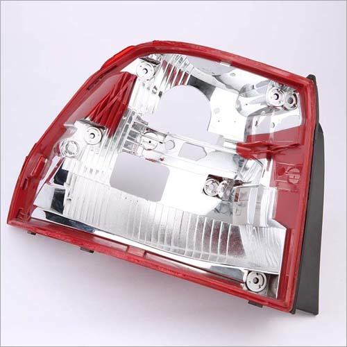PC Clear Auto Parts Light Cover Plastic Injection Molding Service