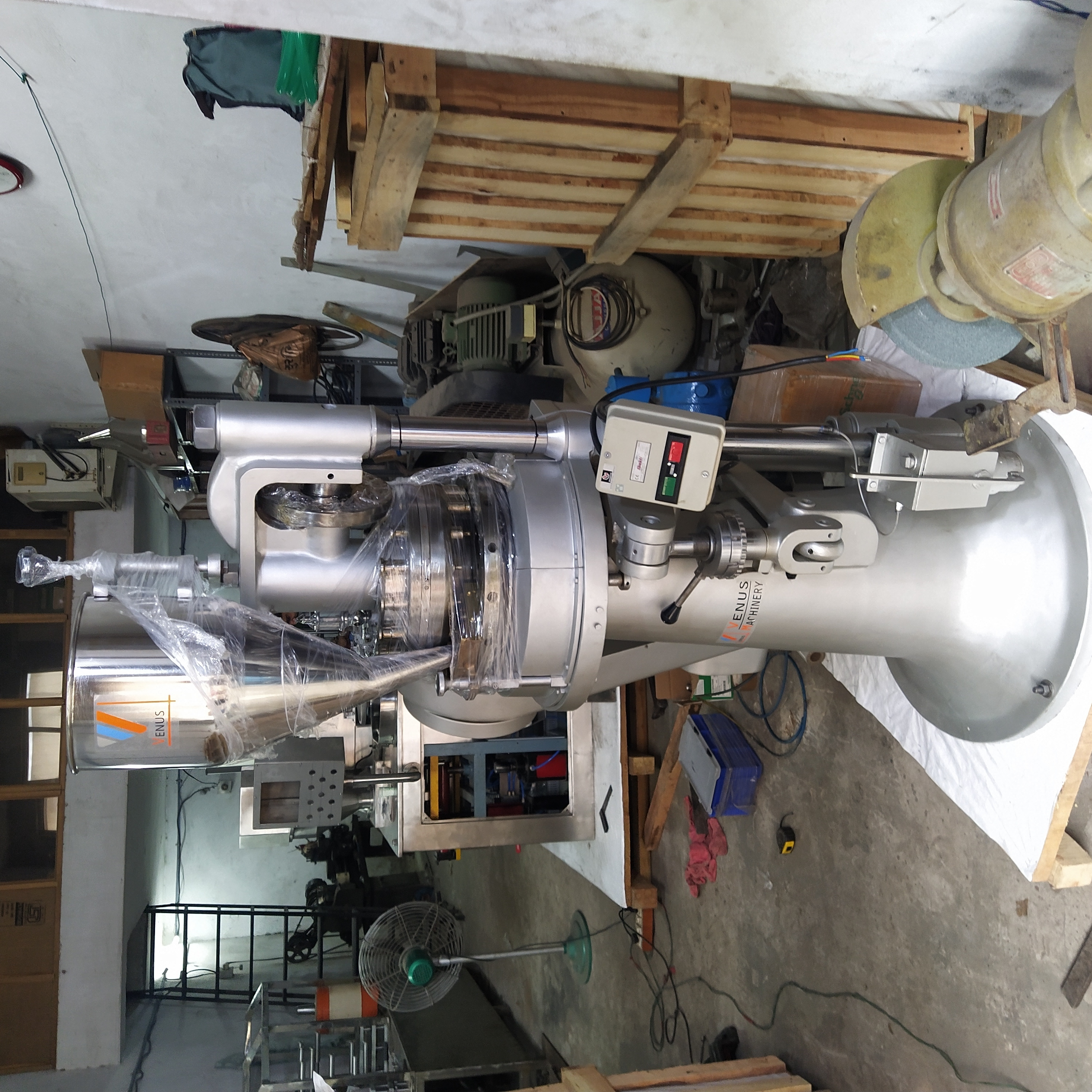 Single Sided Rotary Tablet Press (Non GMP)