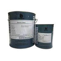 Becktol red / grey varnish
