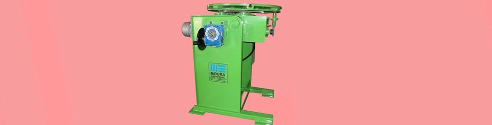 100 Kg Capacity Welding Positioner