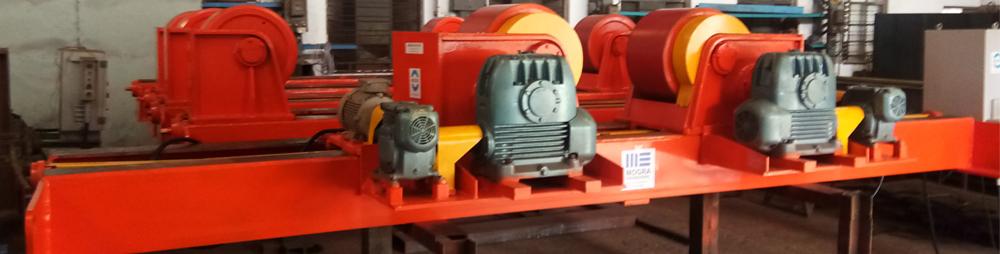 Variable Speed Welding Rotator