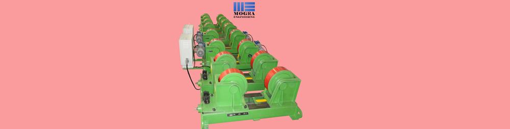 High Capacity Welding Rotators