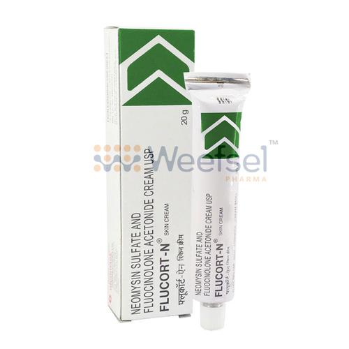 Neomycin and Fluocinolone Cream