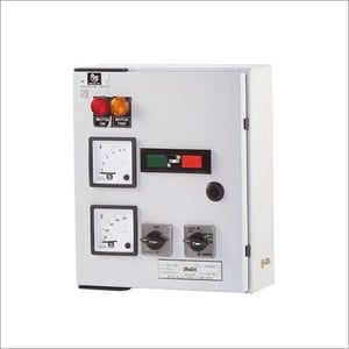 Single Phase Submersible Pump Starter Control Panel
