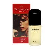 Temptation SPRAY MIST - POISON 30 ML Perfume - (For Men & Women)