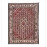 Black Irani Bidjar Carpet